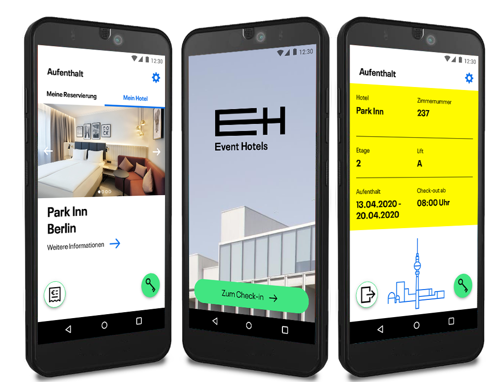 Event Hotels App